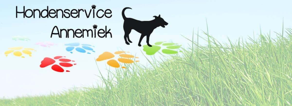 Hondenservice Annemiek Banner